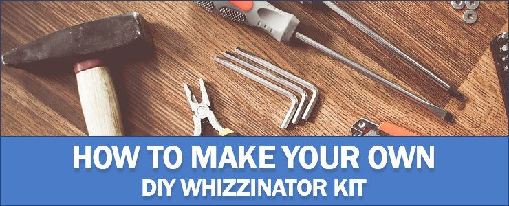 how to make your homemade whizzinator top page image
