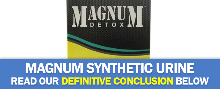 Magnum Detox synthetic urine review header's image