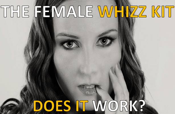 The Female Whizz Kit - Does it Work?