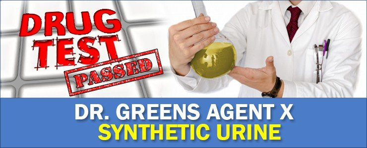 Dr. Greens Agent X synthetic urine