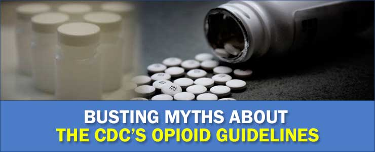 Busting Myths About Opioid Cover Image