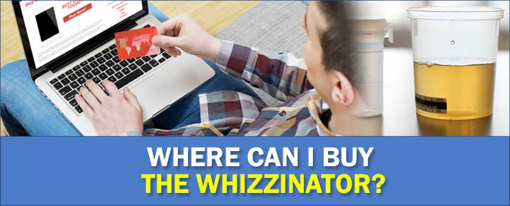 Where Can I Buy the Whizzinator Cover Image