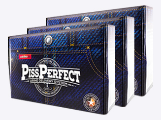 Three Piss Perfect Products