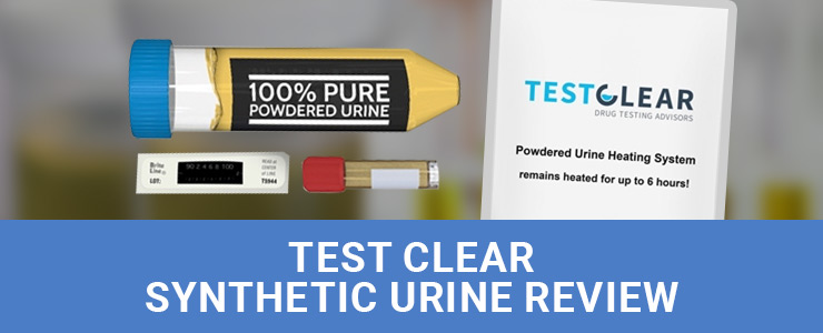 Test Clear  Synthetic Urine Review Featured Image