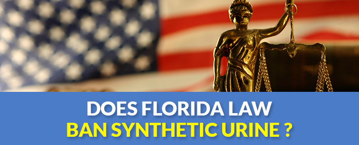 Does Florida Law Ban Synthetic Urine Featured